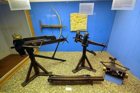 Reconstructions_Mechanical_Artillery_Saalburg-Hessen