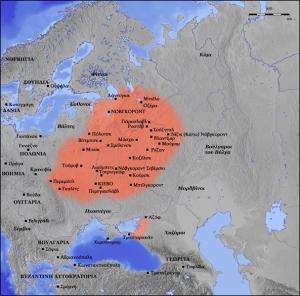 Κίεβο, το Βασίλειο των Ρως